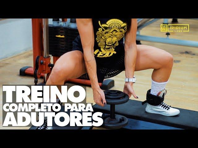 Treino para emagrecer pernas