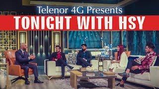 Telenor 4G Presents TONIGHT WITH HSY | KARACHI VYNZ | Mansoor Qureshi MAANi