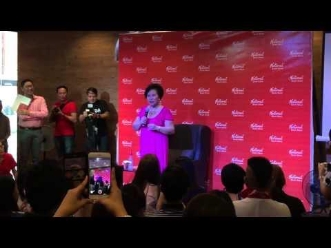 Senator Miriam to Run for President in 2016