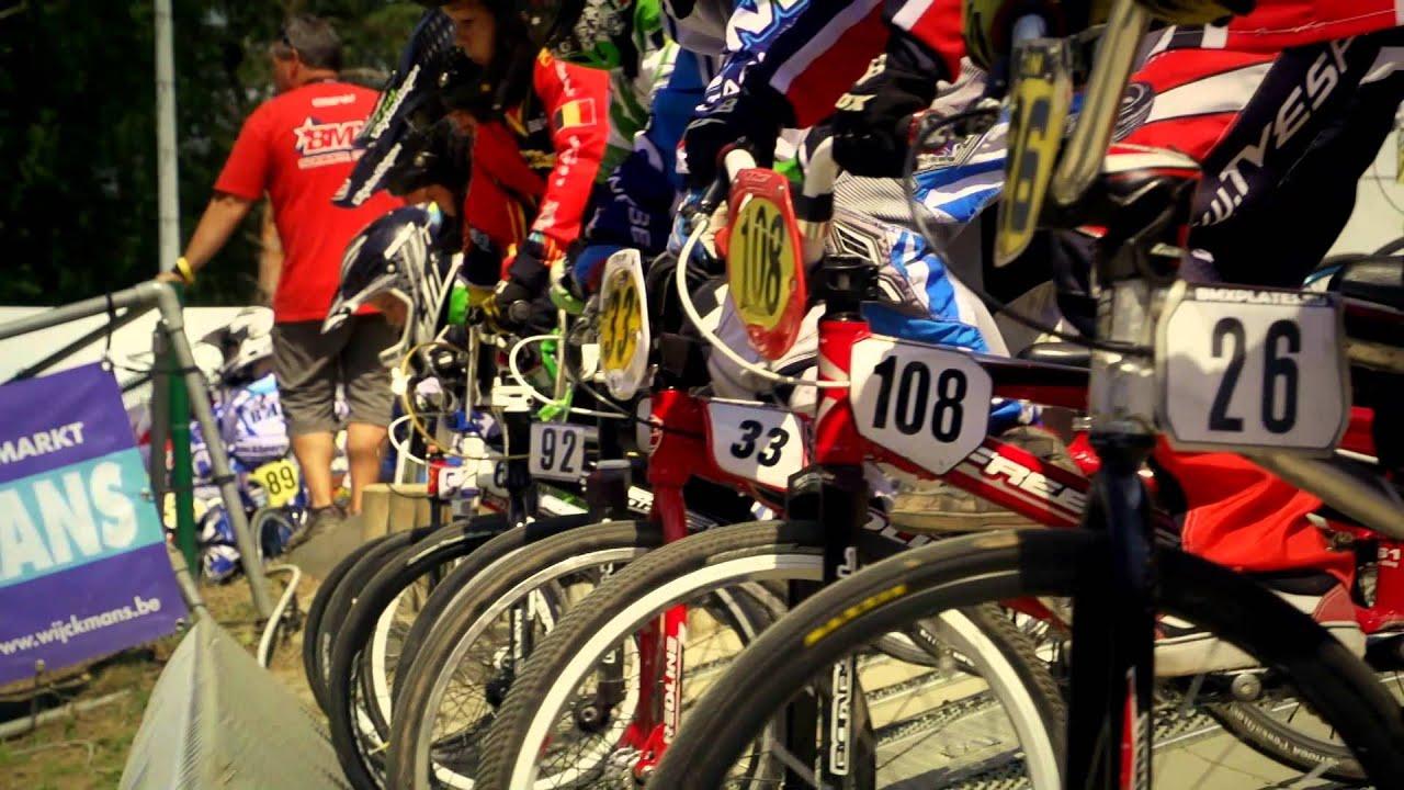 BMX European Leage 2014: presentation Round 1 & 2 - Zolder (BEL)