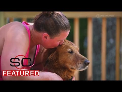 Wounded Veteran Saved By Special Dog | SC Featured | ESPN Stories
