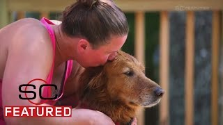 Wounded Veteran Saved By Special Dog | SC Featured | ESPN Stories thumbnail