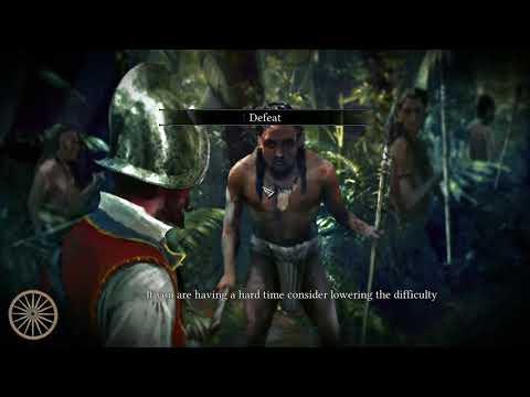Expeditions: Conquistador Gameplay  