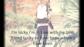 Скачать Lucky Jason Mraz Lyrics