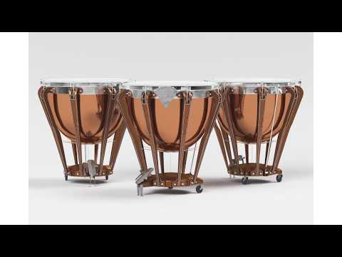 Meet the instruments of the TSO - Timpani
