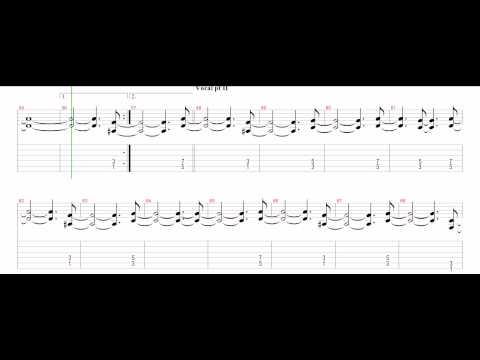 Iron Maiden Tab - Fear Of The Dark