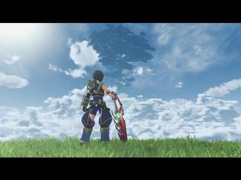Xenoblade Chronicles 2 Announcement Trailer