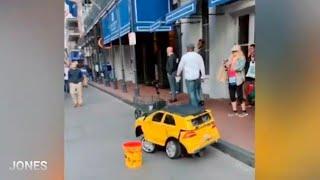 Gokil Robotan Anak Kecil Bikin Memukau