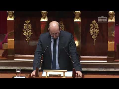 Débat sur la reconnaissance par l'Assemblée Nationale des symboles de l'Union Européenne
