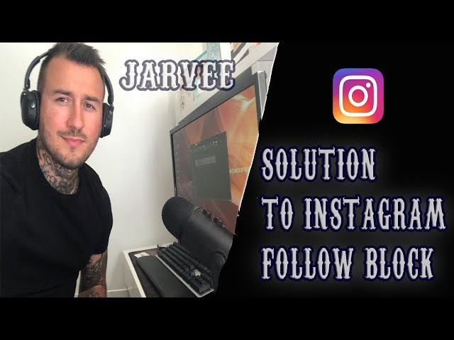 Solution! New Jarvee Settings to counter Instagram Action