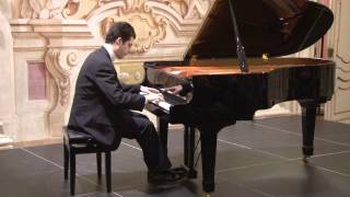 Nahuel Clerici - Piano recital