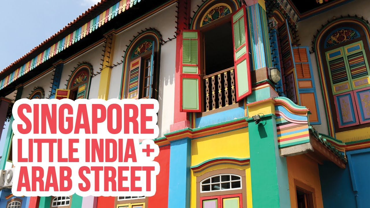 singapore day 2 little india arab street swim. Black Bedroom Furniture Sets. Home Design Ideas