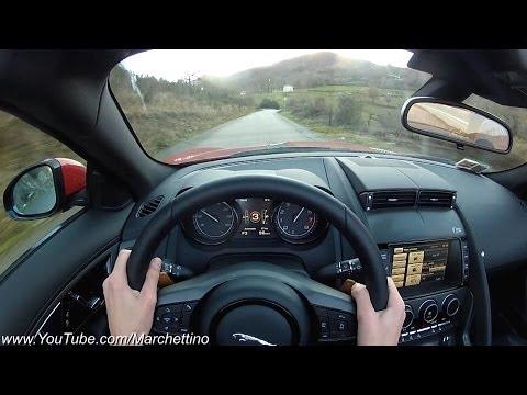 POV: You drive Fast the Jaguar F-Type S!
