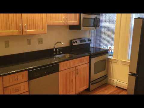 Back Bay Boston Apartment Video Tour 1Bedroom 1Bath
