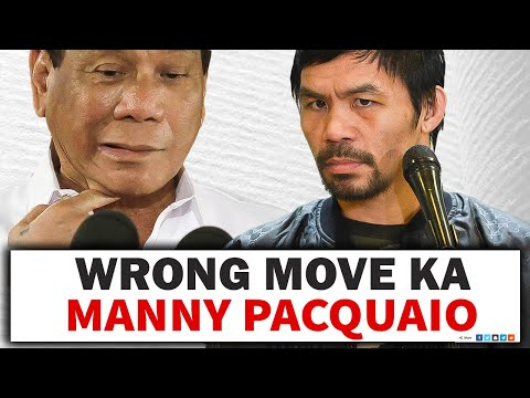 WRONG MOVE SI MANNY PACQUIAO -  (2020)