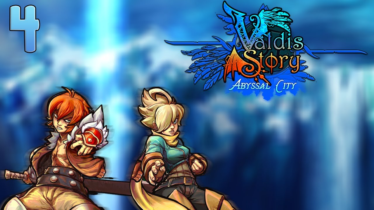 Valdis Story: Abyssal City - Road to Ishk.. - [Part 4] - YouTube