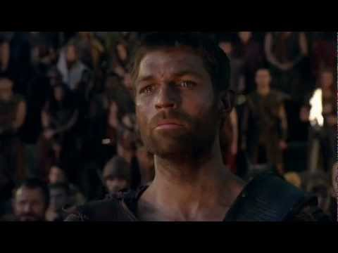 Spartacus War Of Damnded episode 9 best scene ! ! ! (For Crixus)