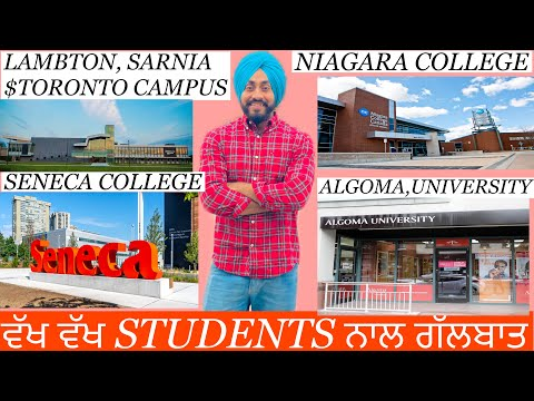 STUDENT FROM NIAGARA