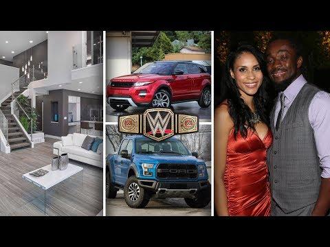 Kofi Kingston's Net Worth ★ Biography ★ Wife ★ Cars ★ Houses ★ Salary ★ Lifestyle ★ Income - 2019