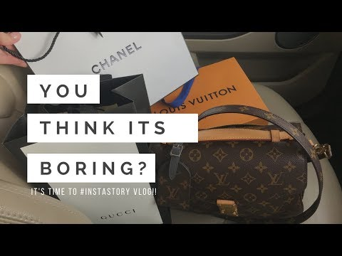 ANOTHER BORING LUXURY VLOG?! #InstaStory Vlog |Jerusha Couture
