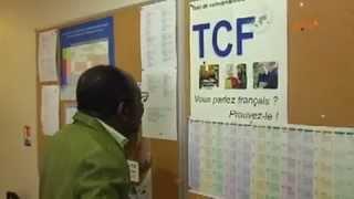 POLITIQUE Examen pour devenir français
