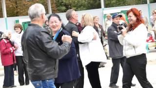 Танцы пенсионеров  2 Синий иней 30 09 2015г г Белая Церковь