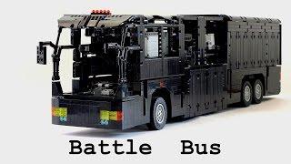 Lego Technic VIP Transporter / Лего Техник Автобус Трансформер