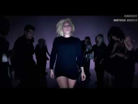 KARAOKE  Lady Gaga - I Want Your Love (Tom Ford Spring/Summer 16) LYRICS ON SCREEN HQ