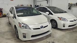 The 2007 Toyota Camry Hybrid Full Option | 2010 Toyota Prius Full Option & 2006 Lexus GS300 Full