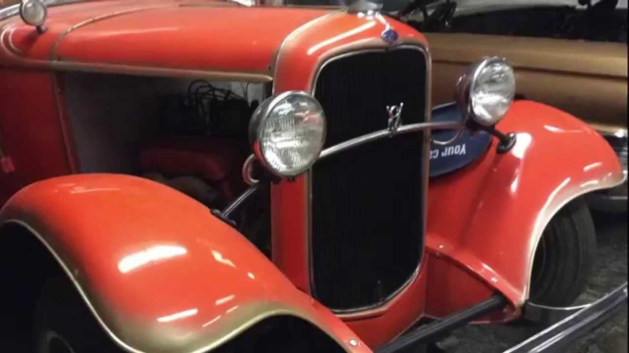 Lost Legend Found: 1932 Ford Hot Rod \