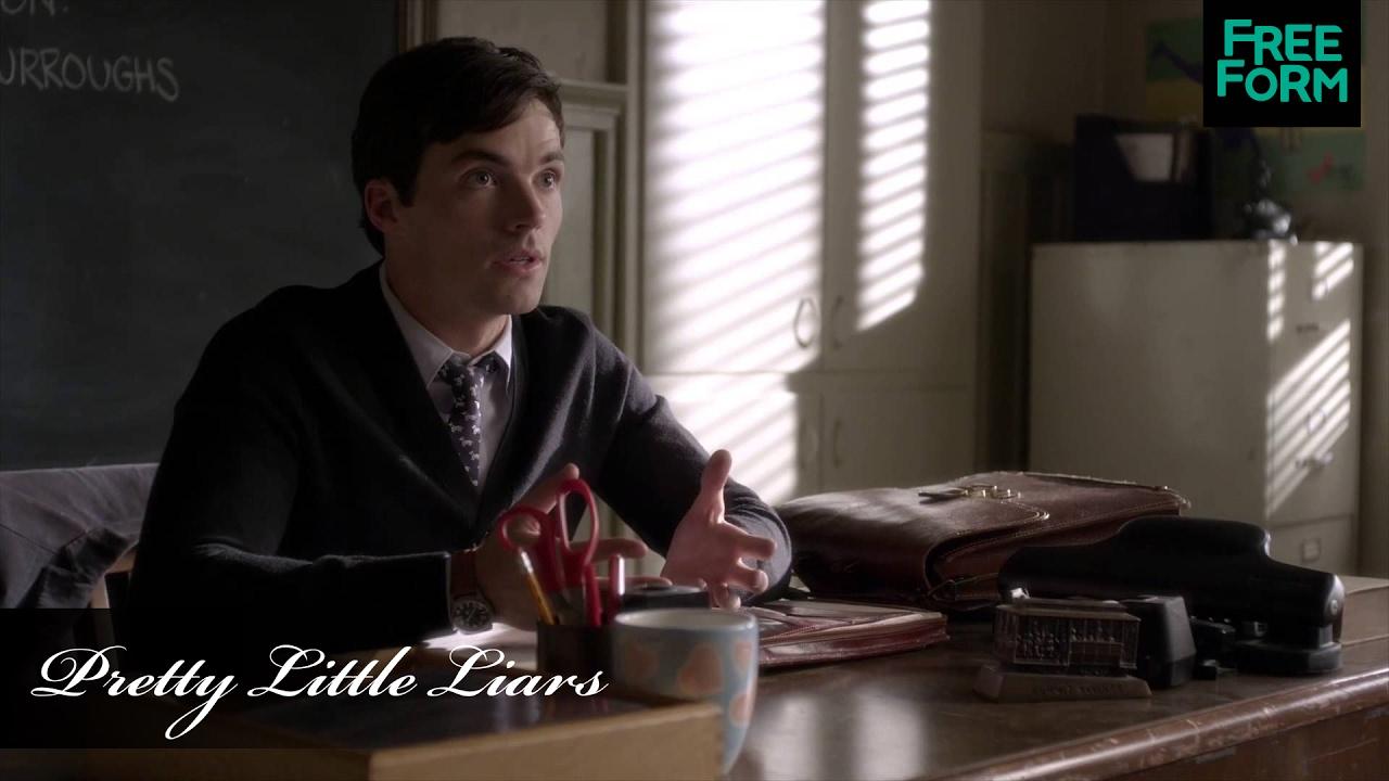 Download Pretty Little Liars | Season 2, Episode 1 Clip: Teacher's Pet | Freeform