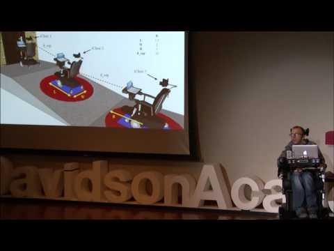 iChair: Intelligent Power Wheelchair | Jesse Leaman | TEDxDavidsonAcademy