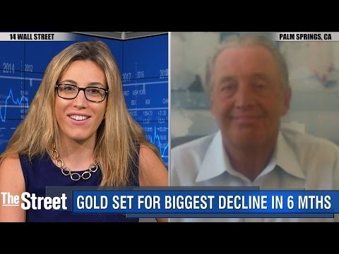 Gold Weakness a Buy-Sign; NotAn End For The Bulls - Peter Hug