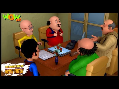 Motu Patlu New Episode  Cartoons  Kids TV Shows  Motu Ka Event Management  Wow Kidz