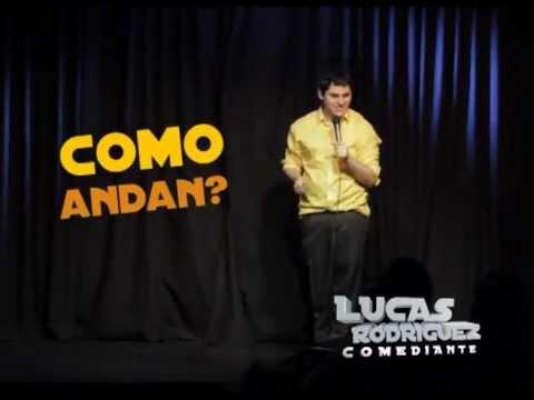 Lucas Rodriguez comediante / Reel