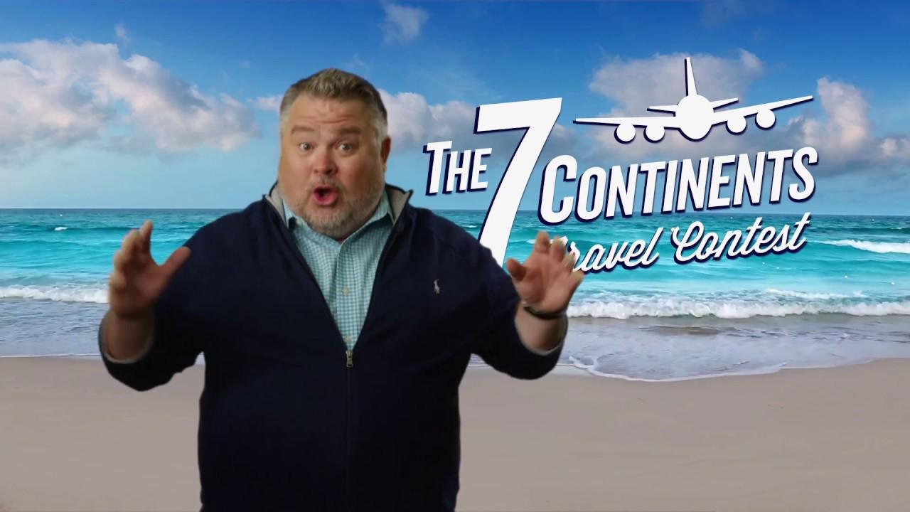 150 Member Surprises - AMA Travel 7 Continents Contest - North America Edition!