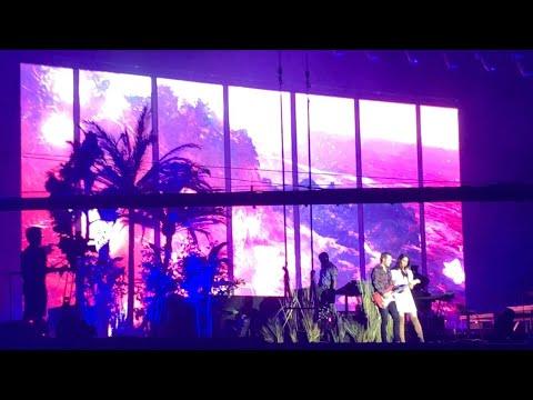 Lana Del Rey - Cherry,  Scarborough Fair Live Budapest, SZIGET Festival