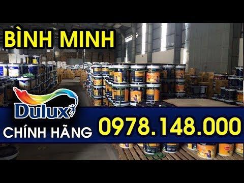 Danh Sách Đại Lý Sơn Dulux Tại Hà Nội Bán Sơn Chính Hãng Uy Tín Nhất