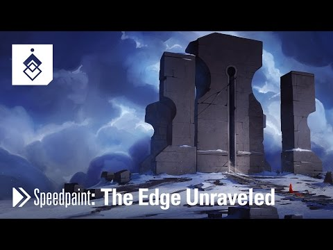 Speedpaint: The Edge Unraveled