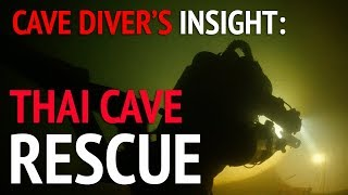 Thai Cave Rescue Explained in Plain Language by a Cave Diver