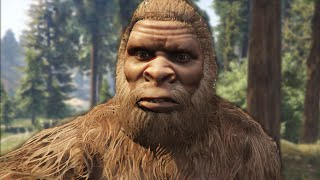 GTA 5 Bigfoot Peyote Plant Location! How To Play As Bigfoot (Sasqauch) in GTA 5