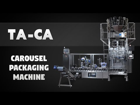 Carousel Packaging Machine