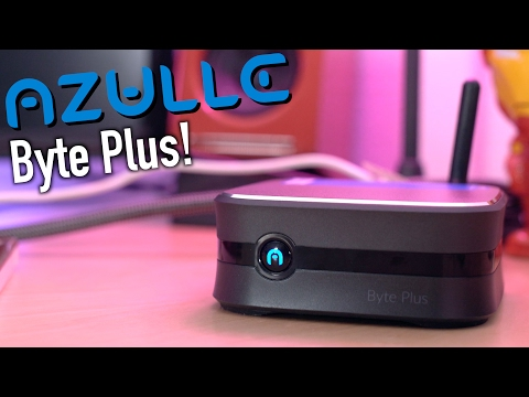 Can this Tiny PC Game? Azulle Byte Plus Review