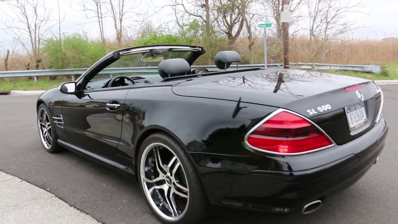 2005 mercedes benz sl500 for sale only 31k miles custom for Custom mercedes benz for sale