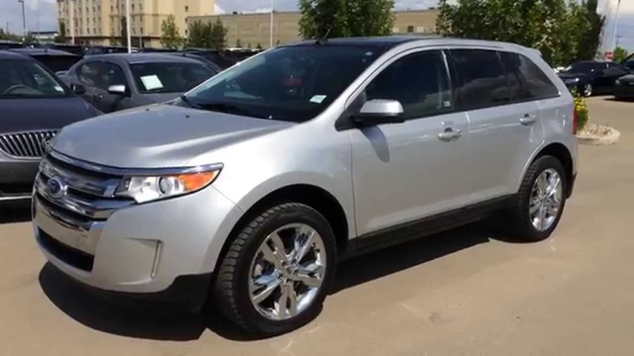 revo motors vehicle ford edge in sport brownsville tx english
