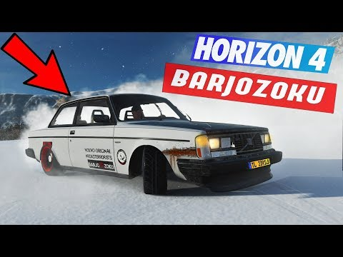 Forza Horizon 4 - Rasso BARJOZOKU ! Runs/Drift/Crash... thumbnail