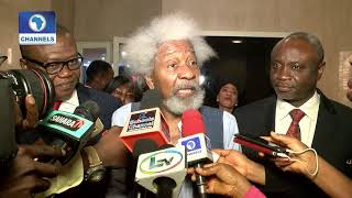 [Full Video] Ruga Is Going To Be An Explosive Issue - Soyinka