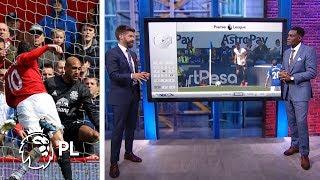 Premier League Tactics Session: Man United's lack of basic defending v. Everton | NBC Sports