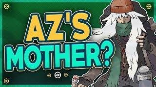 The Secret of AZ's MOTHER - 10 Obscure Pokémon Secrets and Easter Eggs - Gen 6
