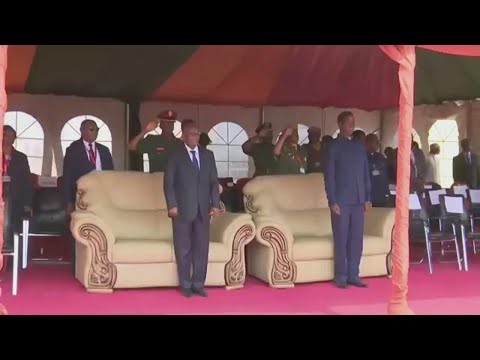 President Magufuli visits Nakonde, Zambia with a Warm Welcome from President Lungu
